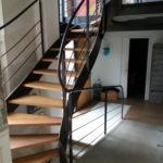 PHIMETAL-Metallerie-Varreddes-Meaux-77-escalier-acier-bois-fontenay-sous-bois