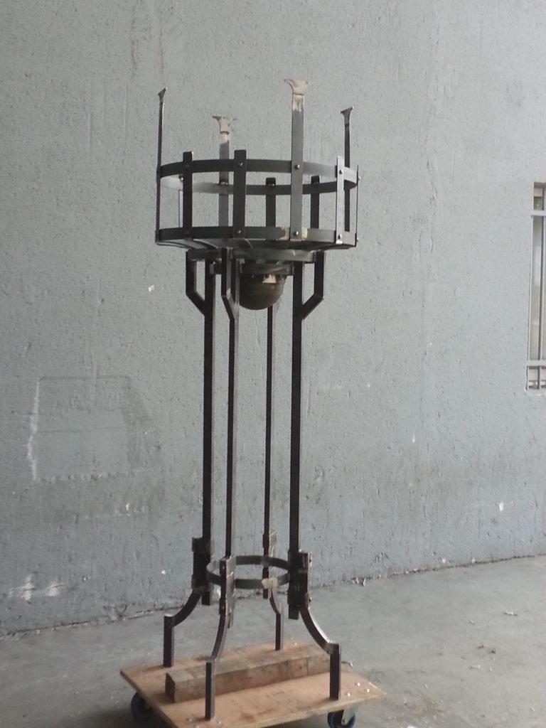 PHIMETAL-Metallerie-Varreddes-Meaux-77-mobilier-spectacle-moyen-age-gotique